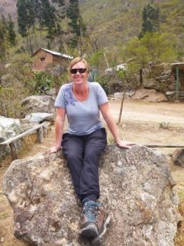 Laura Inca Trail October 30 2015-2