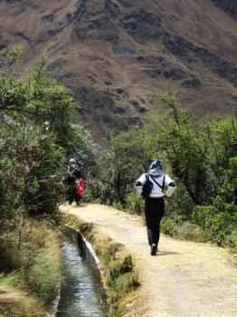 Machu Picchu trip August 14 2015
