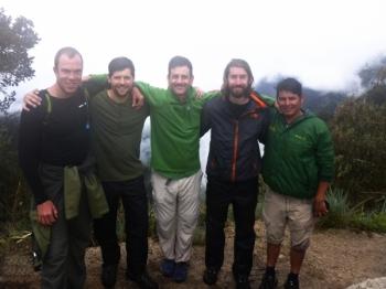 Jurren Inca Trail October 31 2015-1