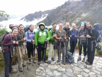 Machu Picchu trip October 31 2015