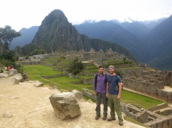 Machu Picchu vacation September 07 2015-2