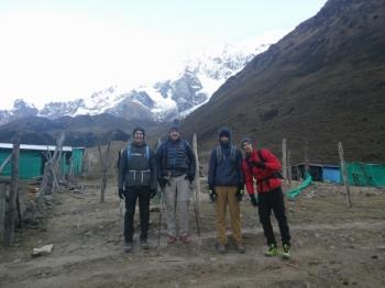 Peru vacation August 04 2015
