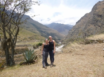 Alexandra Inca Trail October 31 2015-1