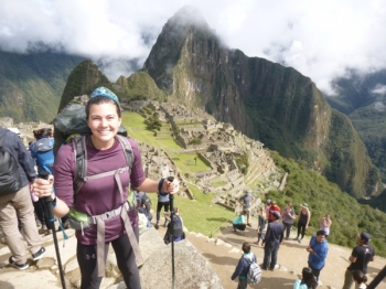 Alexandra Inca Trail October 31 2015-2