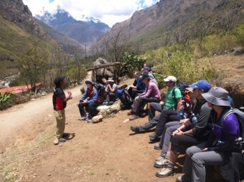 Christy Inca Trail November 04 2015-2