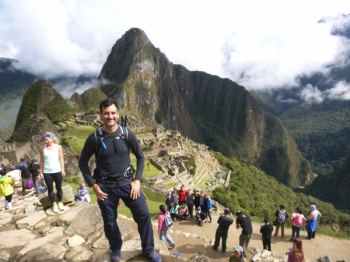 Gregory Inca Trail October 31 2015-2