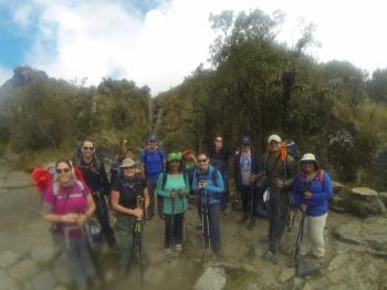 Degan Inca Trail November 24 2015-2