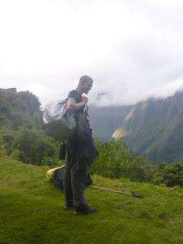Martin Inca Trail March 13 2016-2