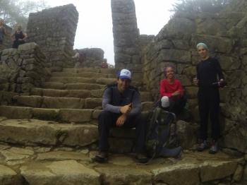 Machu Picchu vacation November 02 2015