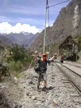 Michael Inca Trail November 23 2015-2
