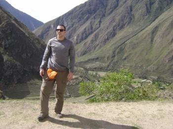 Michael Inca Trail November 23 2015-3