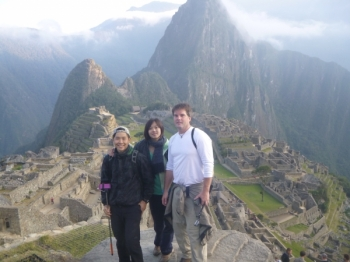 Machu Picchu vacation August 22 2015-2