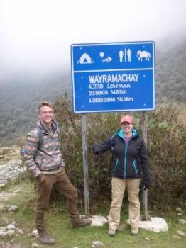 Machu Picchu trip September 22 2015