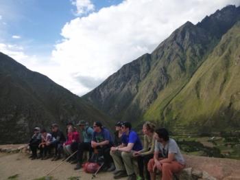 Machu Picchu travel December 16 2015