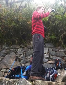 Matthijs Inca Trail November 04 2015-2