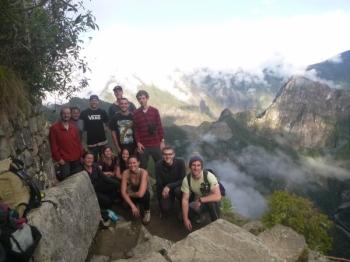Matthijs Inca Trail November 04 2015