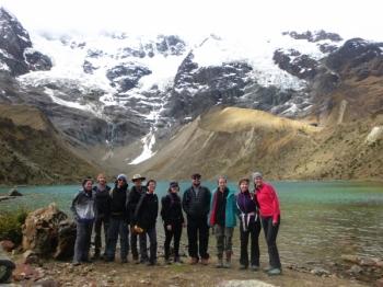Machu Picchu trip September 20 2015