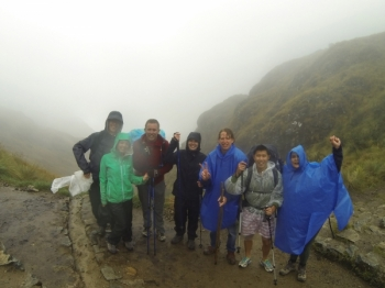 Kristen Inca Trail November 08 2015-2