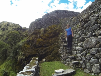 Machu Picchu vacation November 08 2015