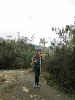 Bridget Inca Trail November 18 2015-2