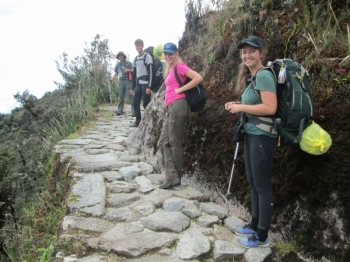 Bridget Inca Trail November 18 2015-3