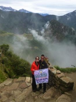 Machu Picchu trip November 12 2015