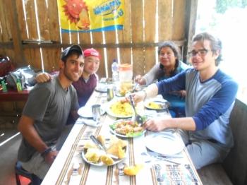 Peru trip August 31 2015
