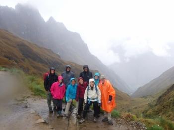 Machu Picchu vacation November 14 2015