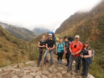Peru vacation November 17 2015