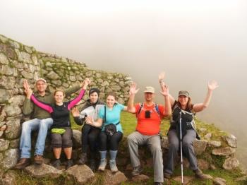 Peru travel November 17 2015