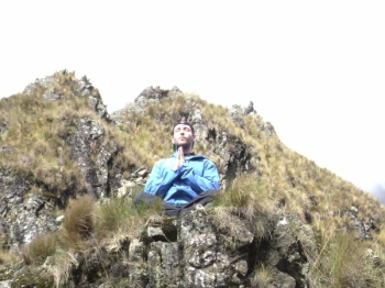 Machu Picchu vacation December 27 2015