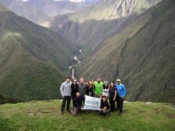 Machu Picchu vacation December 27 2015-2
