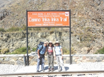 Machu Picchu trip August 03 2015