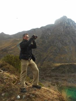 Machu Picchu vacation September 24 2015
