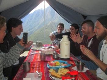 Peru vacation December 04 2015