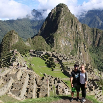 Machu Picchu trip January 11 2016