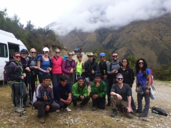 Machu Picchu trip September 20 2015-1