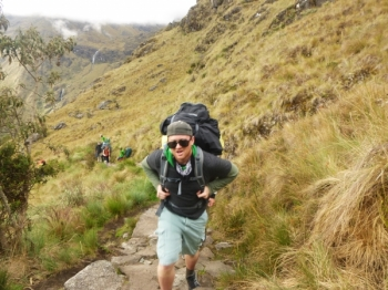 Adam Inca Trail December 01 2015