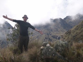 Steven Inca Trail November 21 2015-1