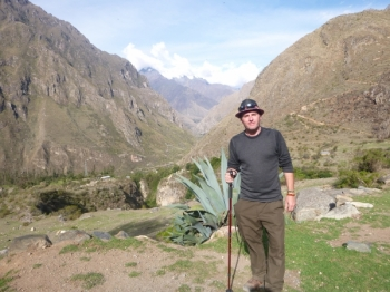 Steven Inca Trail November 21 2015