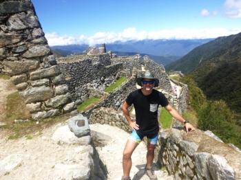 Machu Picchu vacation December 11 2015
