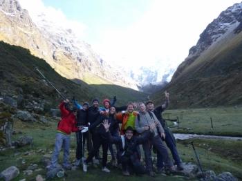 Machu Picchu trip November 06 2015