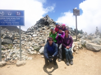 Peru vacation October 15 2015