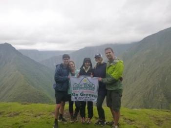 Machu Picchu vacation December 12 2015