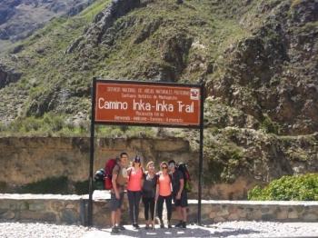 Machu Picchu trip December 12 2015