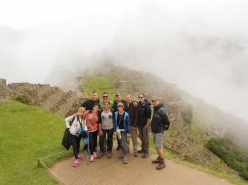 Peru trip December 07 2015