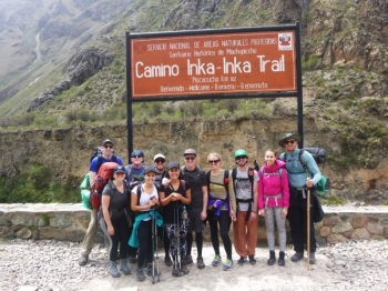 Natalie Inca Trail December 16 2015