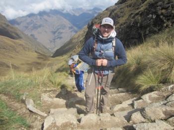 Hege Inca Trail September 07 2015