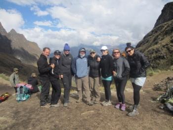 Julie Inca Trail September 07 2015-1