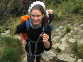 Aisling Inca Trail November 28 2015-2